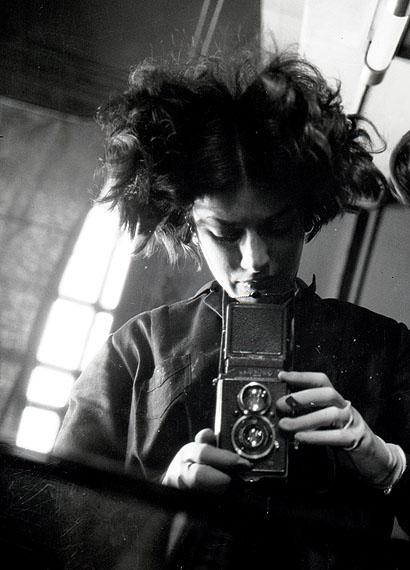 Eva Besnyö, Selbstporträt, Berlin 1931, © Eva Besnyö/Maria Austria Instituut