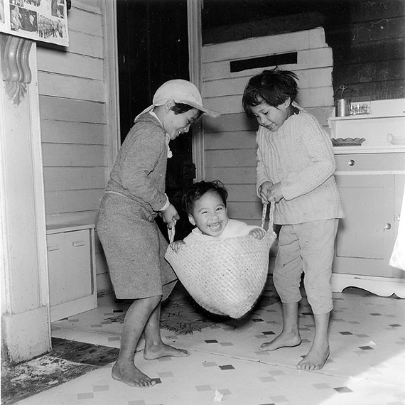 Ans WestraFrom Washday at the Pa1964© Ans Westra