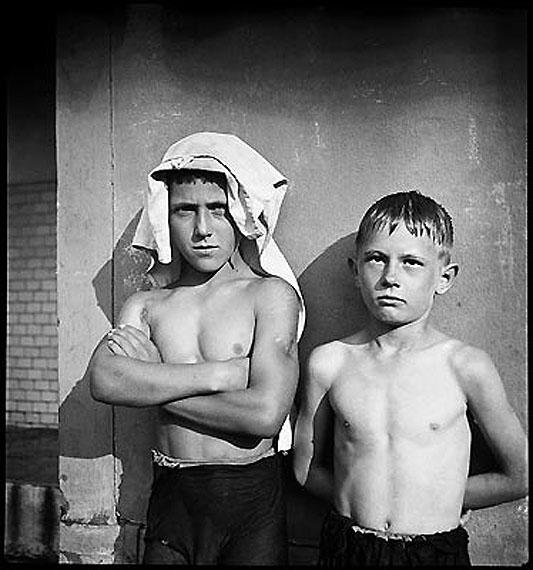 Karl HubbuchTwo young toughs, 1929/30Münchner Stadtmuseum© Karl Hubbuch Foundation, Freiburg