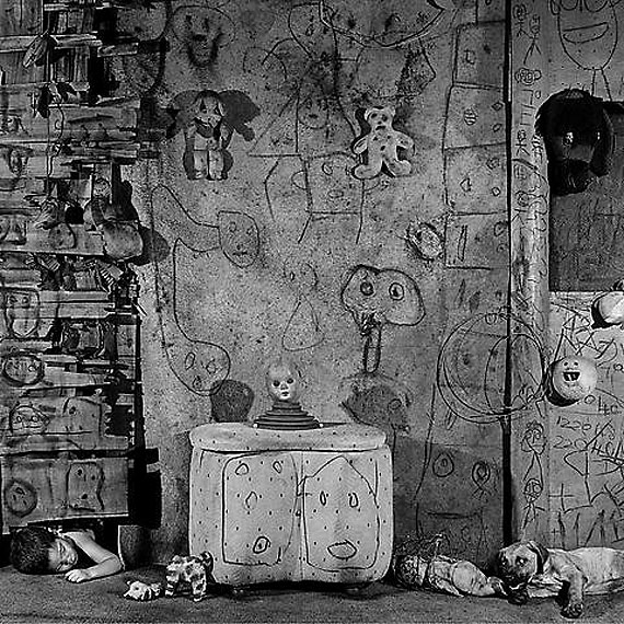© Roger Ballen, Animal Abstraction