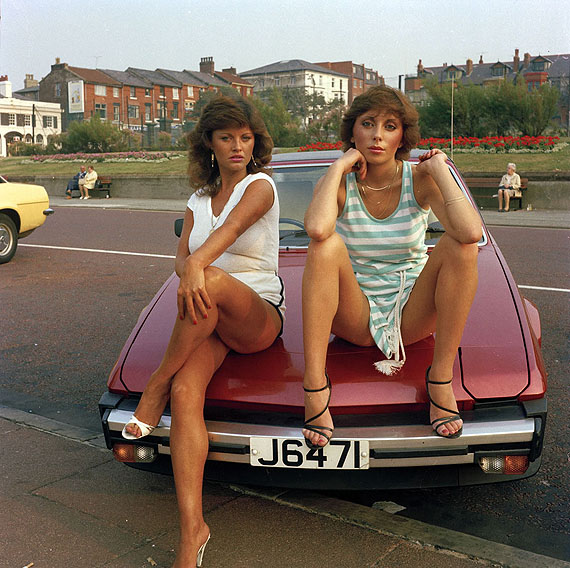 Miss New Brighton Knock Outs, 1979 © Tom Wood, courtesy galerie SIT DOWN