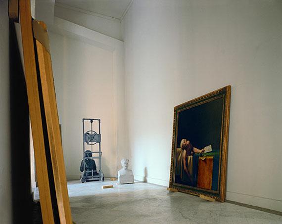© ROBERT POLIDORI, MARATREZ-DE-CHAUSSÉE, CHATEAU DE VERSAILLES, 1985