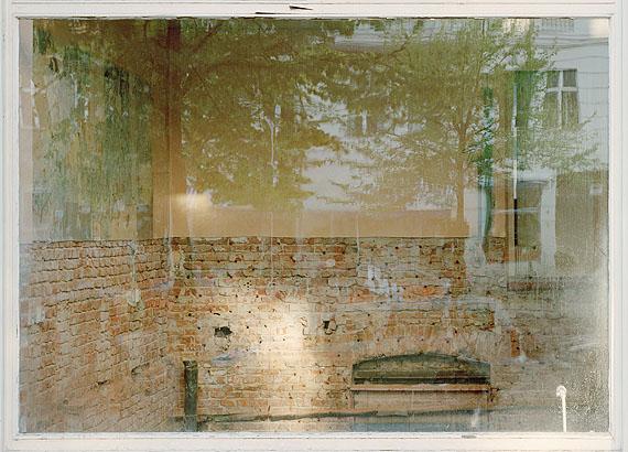 Sabine Hornig, Fenster ohne Boden I, 2006170 x 222,4 x 3 cm (Plexi)© VG Bild-Kunst, Bonn 2011