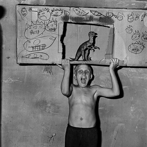ROGER BALLEN, Roar, 2002, from Shadow Chamber