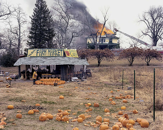 McLean, Virginia, Dezember 1978© Joel Sternfeld and Luhring Augustine Gallery