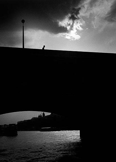 © Jason Langer, Pont des Arts 2001