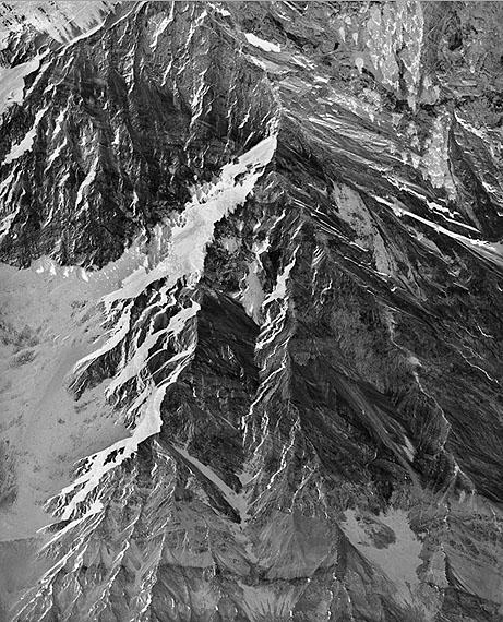 Inversion, 2011Gelatin silver print on bartya paper125 x 100 cm