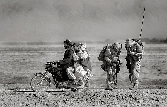 Salavat, Afghanistan, September 2010© Anja Niedringhaus / AP