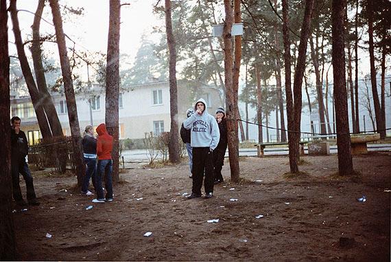 Tobias ZielonyDawn, 2008Aus der Serie: Zielona GoraCourtesy X