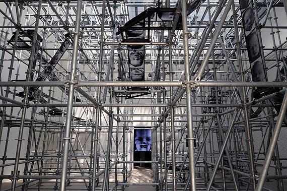 Christian Boltanski, Chance, French pavilion, 54ste Biennale van Venice 2011foot: Didier Plowy