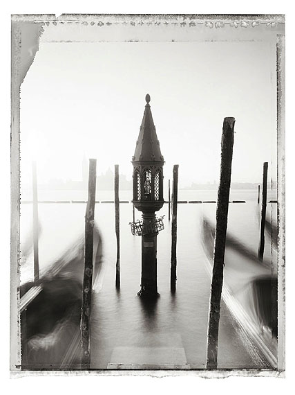 Bacino di San Marco II, 2011Archival pigment prints on Arches Cold Pressed Rag PaperLarge, in edition of 7, 53 1/8 x 40 5/8 in.Small, in edition of 25, 29 7/8 x 22 in.