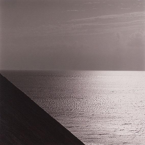 Evening/Northumberland Strait XI, 1994. Selenium toned gelatin silver print. © Lynn Davis, Courtesy Edwynn Houk Gallery, New York/Zurich
