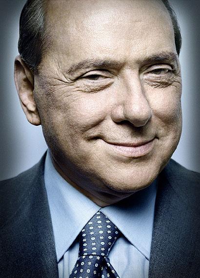 Silvio Berlusconi© Platon