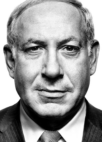 Benjamin Netanjahu© Platon
