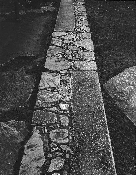 Katsura: Steinweg, 1953/54©IshimotoYasuhiro