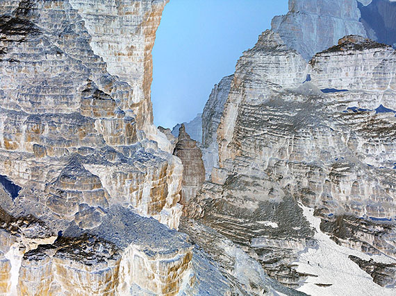 Olivo Barbieri The Dolomites Project #7, 2010Courtesy Yancey Richardson Gallery, New York