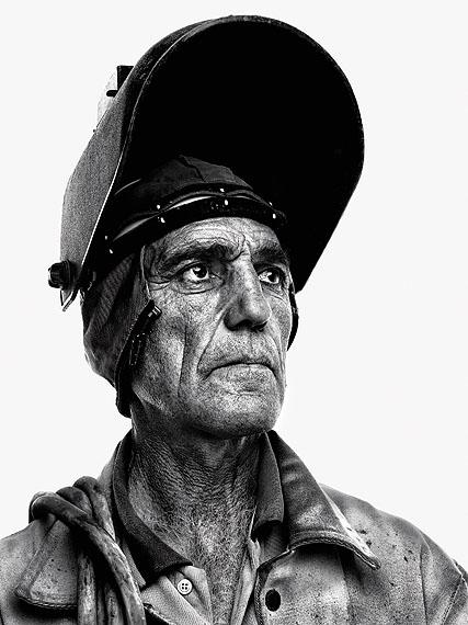 Marco GrobGaragada Mammadrasulov, Garadagh, Azerbaijan, 2010Piezo-Pigment-Druck, 193,6 x 150,4 cmPrivatbesitz© Holcim IP