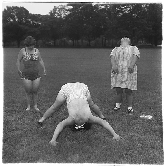 Diane ArbusUntitled (6) 1970-71© The Estate of Diane Arbus