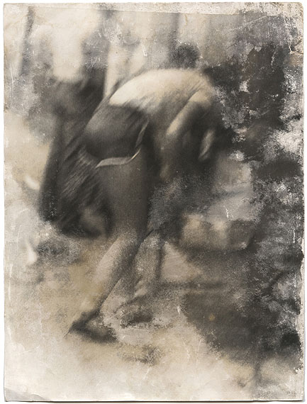 Miroslav Tichý, MT inv. Nr. 15-2-62, courtesy of Foundation Tichy Ocean