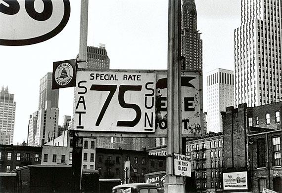 William Klein 75, 1955 ©William Klein