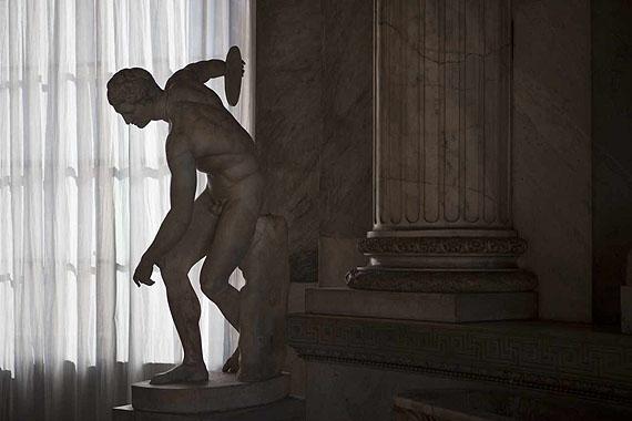 Christoph Brech: Sala della Biga, 2011Courtesy: Galerie FELDBUSCHWIESNER, Berlin