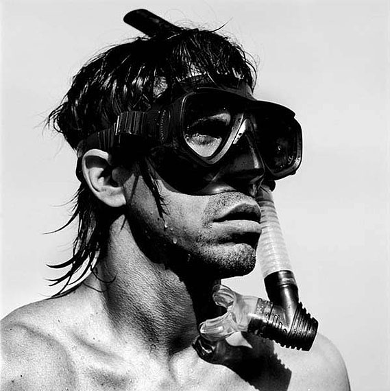 © Anton Corbijn, Anthony Kiedis, West Palm Beach, 2003