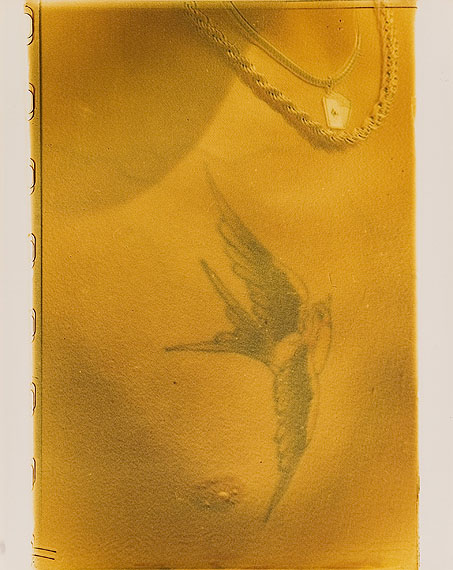 Mark MorrisroeUntitled, ca. 1988C-Print von Sandwich-Negativ, 50.7 x 40.5 cm© Nachlass Mark Morrisroe (Sammlung Ringier) im Fotomuseum Winterthur