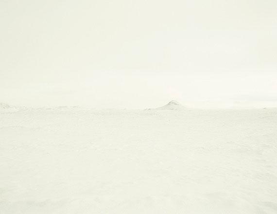 Michael SchnabelWeisses Land Skizze # 9© Michael Schnabel, courtesy Galerie Esther Woerdehoff