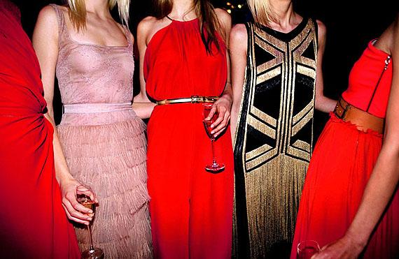 Midnight at the Oasis (AmfAR Benefit 2012 Gala, Cipriani Wall Street)C-print83.8 x 128.8 cm