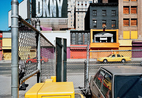 42nd Street and Eighth Avenue, March 23, 1997 © Lars Tunbjörk