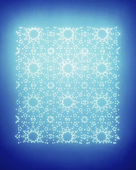 Christopher Bucklow. Untitled. 2012. 50 x 40 inches.Courtesy Danziger Gallery