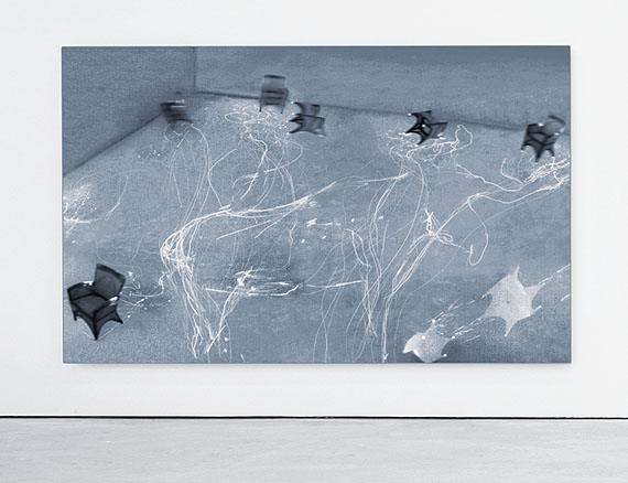 © Stephan ReusseDrawing by Chairs – Elen, 2007thermografische Aufnahme, C-Print (Diasec), 180 x 230 cm