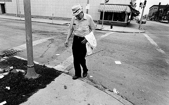© Jerry Berndt: Milwaukee, 1967Courtesy White Trash Contemporary, Hamburg