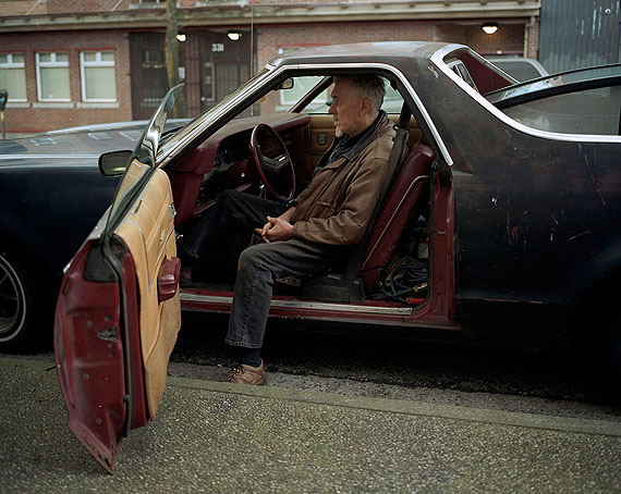 Stephen Waddell, Powell St. Car, 2012. Courtesy of Monte Clark Gallery