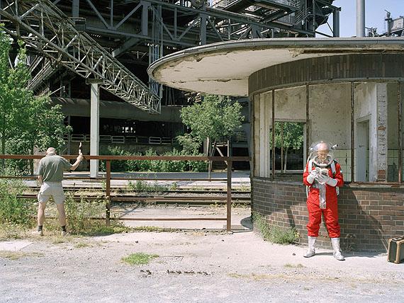 Landschaftspark Duisburg-Nord © Tobias Uhlmann