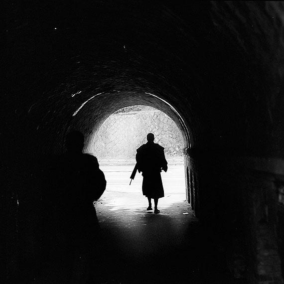 Keage Tunnel, Kyoto, 1978, 25 x 25cm, gelatin silver, Ed. of 15© Toshio Enomoto/courtesy Micheko Galerie