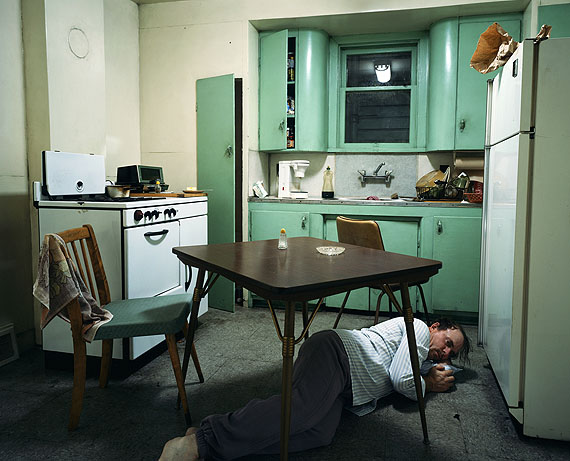 Jeff Wall (*1946)Insomnia, 1994© Jeff Wall