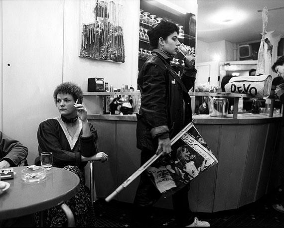 aus der Serie Café M, 1980 © Hildegard Ochse