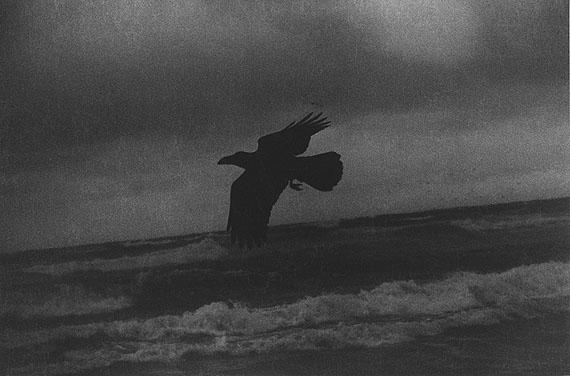 Daido Moriyama: Sea - Hachinohe City, 1990