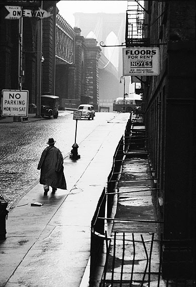 New York City. 1955 © Erich Hartmann/Magnum Photos