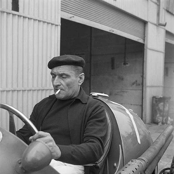 Marianne Fürstin zu Sayn-Wittgenstein-Sayn: August 1953. Nürburgring, Großer Preis von Deutschland, Felice Bonetto