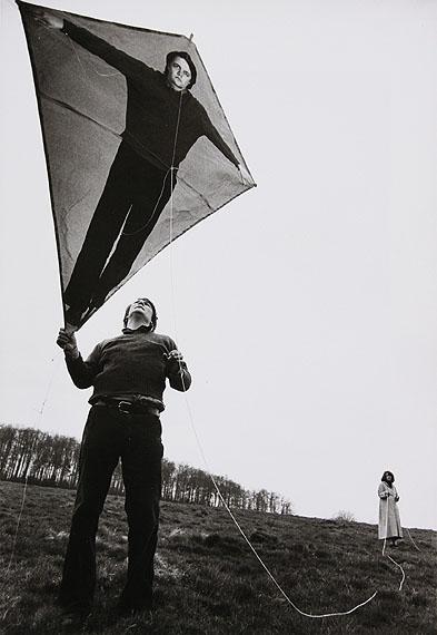 Floris Neusüss, Flugtraum, Kassel 1977
