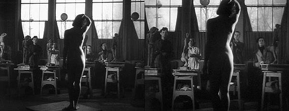 Christoph Girardet, The Eternal Lesson, 2012Im Auftrag des EYE Film Institute NetherlandsFound Footage: De Eeuwige Les (Gerard Rutten, Paul Schuitema, 1939), Sammlung des EYE Film Institute Netherlands