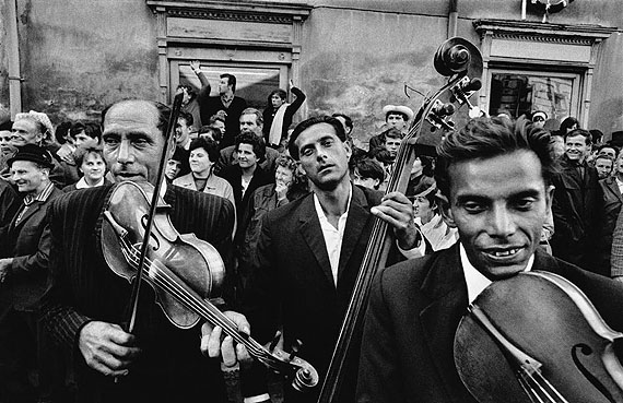 Josef Koudelka - Moravie (Moravia), 1966. Courtesy of Josef Koudelka and of Magnum Photos.from DIVERSITY