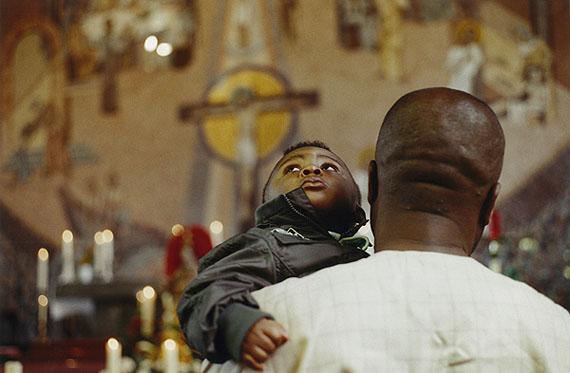 Essen 2010, Christentum Afrikanische Gemeinde Sankt Gertrud, Sonntagsmesse