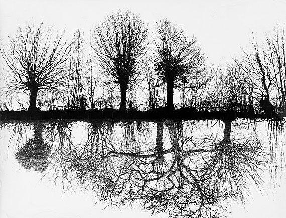 © Marion Zemann, Spiegelung, 1962