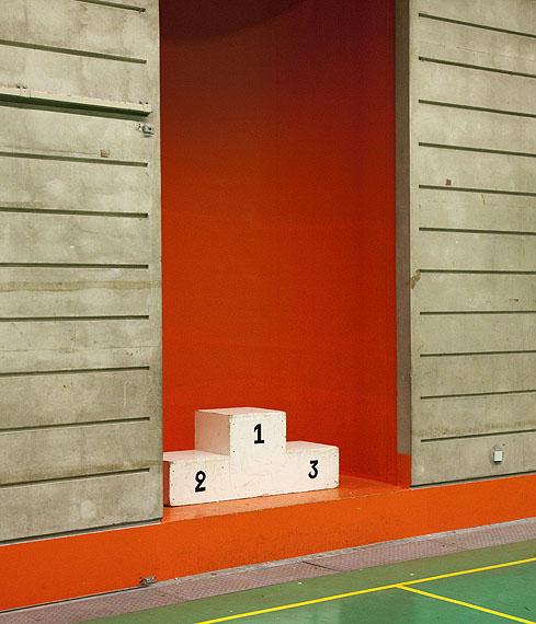 sans titre, série Alphabet, Les Halles 1979-2011, c-print, 25 x 21 cm, 2011, ed. 3 ex. © Ezio D'Agostino - Courtesy galerie LWS