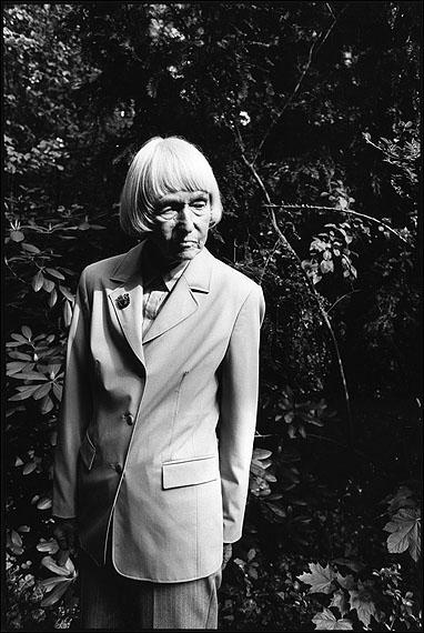 ©Marissa Roth: Ilse Kleberger, Siege of Berlin Survivor, Berlin, Germany 2008