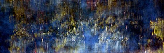 Corinna Rosteck, colores, 2010, Chromira pearl auf Aludibond, 1/3, 50 x 155 cm