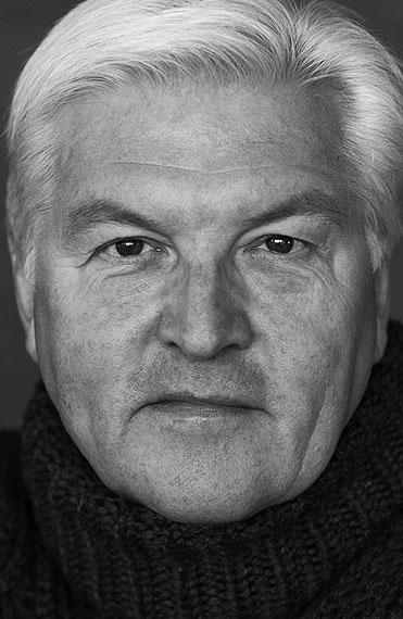 © Romney Müller-Westernhagen, Frank-Walter Steinmeier, 2011